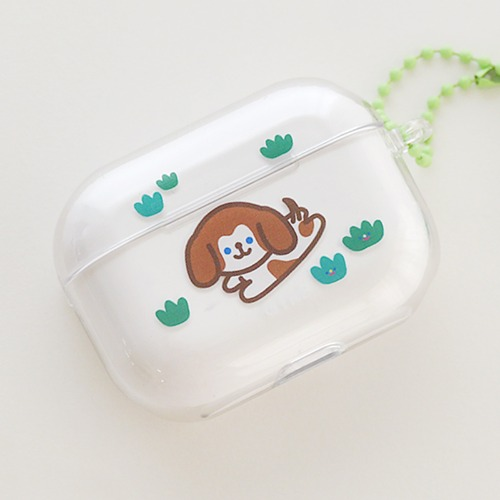 AIRPODS PRO CLEAR CASE - BEAGLE BEAGLE *단종예정