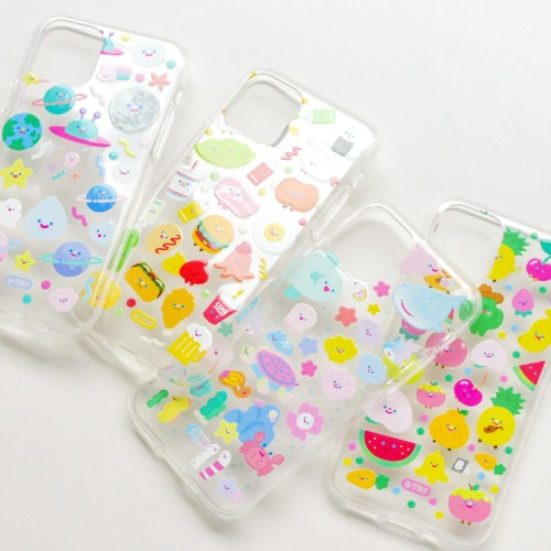 WATER PHONE CASE - PARTY (주문제작)