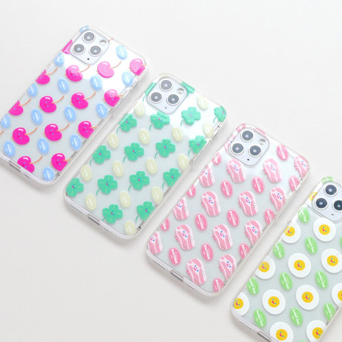 WATER PHONE CASE - PATTERN (주문제작)