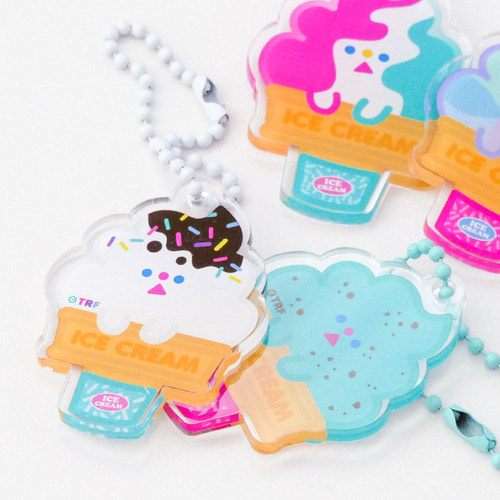 HAPPY SWEETS KEYRING 5type *단종예정