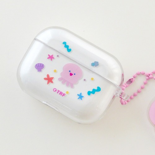 AIRPODS PRO CLEAR CASE - JELLYFISH *단종예정